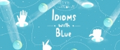 Idioms with Blue