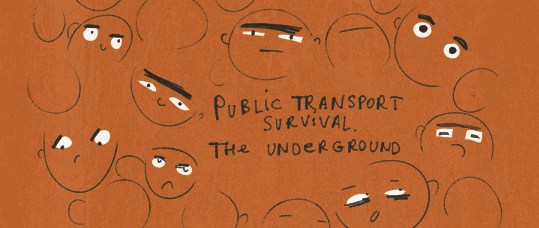 Public Transport Survival. The Underground