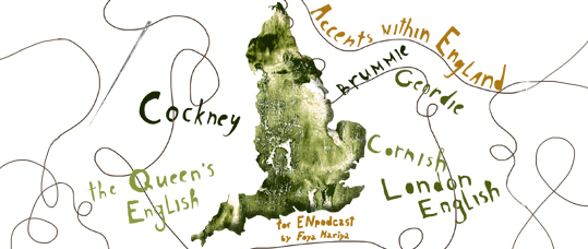 Accents within England
