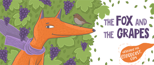 the fox and the grapes pdf
