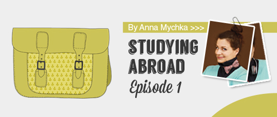 Studying Abroad. Episode 1
