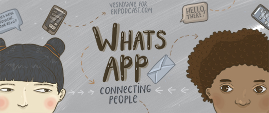 WhatsApp – Connecting People