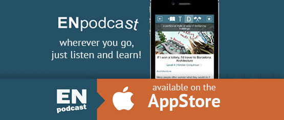 ENpodcast is on the App Store
